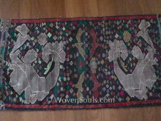wovensouls antique textile