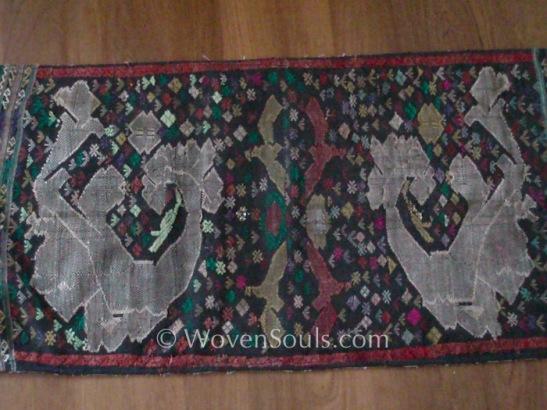 wovensouls antique textile