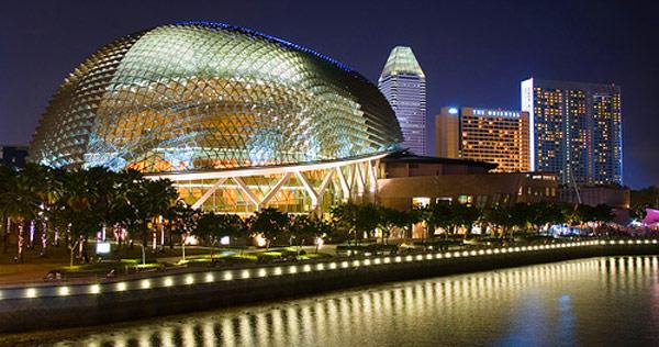 esplanade theatre singapore - photo #38