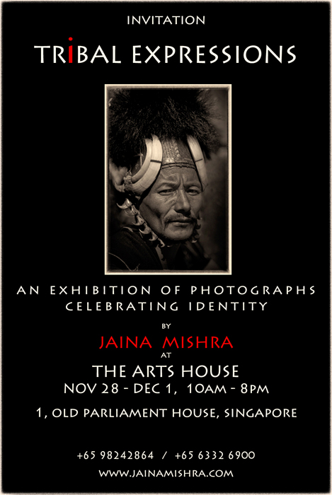 Solo Exhibition Jaina Mishra