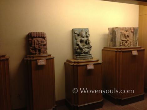 Ancient Indian stone sculpture