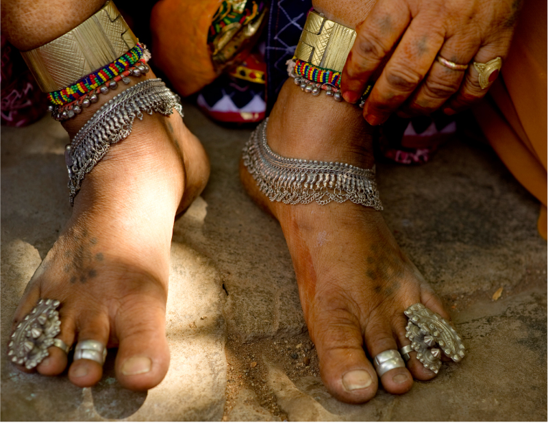 My footwear collection indian