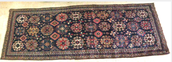 LARGE SOUTH WEST PERSIAN RUG