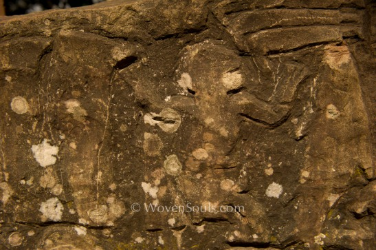 Pre-historic Rock Carving from Mizoram