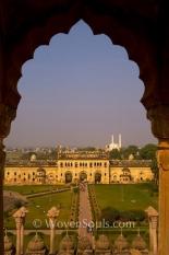 Heritage Awadh architecture of Bada Imambada, Lucknow