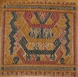 ATS-525 ANTIQUE TAMPAN SHIP CLOTH, SUMATRA, Pre 1900s