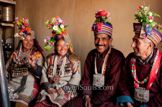 Culture of the Dard Ethnic Group, Himalayas, Ladakh