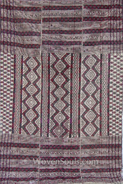 VINTAGE BHUTAN KERA, circa 1960, perfect condition