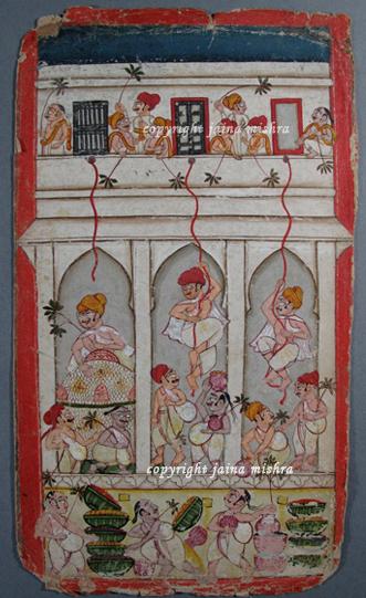 Indian Miniature Painting, Rajasthan