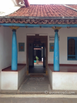 Traditional House of South India