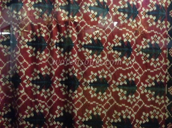 Textiles from the Salar Jung Museum, Hyderabad