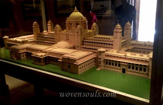 Umaid Bhavan Palace Museum