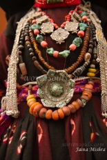 LADAKHI WOMAN'S HEIRLOOM JEWELRY