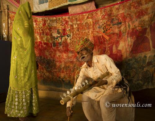 Bhopa Performers of Rajasthan