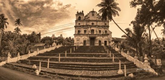Old Church, Goa