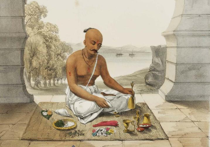 Image result for Brahmin images