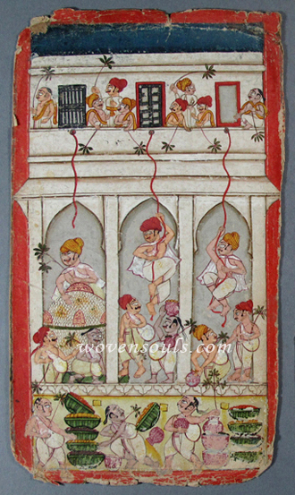 Indian Miniature Painting, Rajasthan