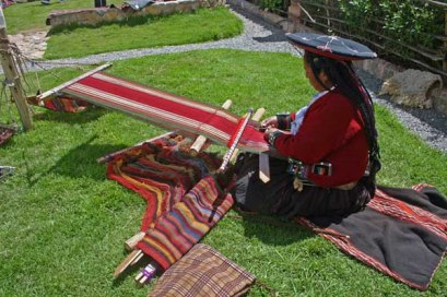 Hand Weaving Loom