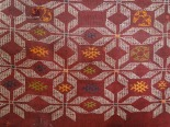 ATI-616 ANTIQUE BISHNOI SHEKHAWATI SHAWL FROM RAJASTHAN