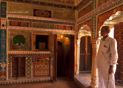 Traditional-Rajasthan-House-Art-Jaisalmer10