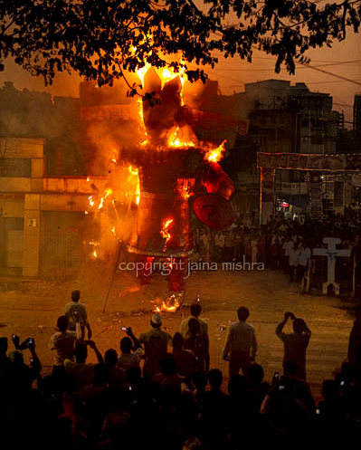 RAM LEELA DURING DASSERA FESTIVAL, MUMBAI