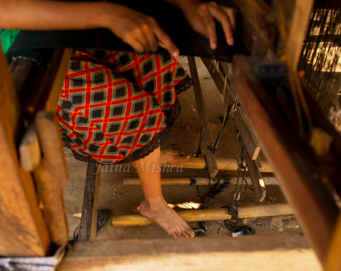 Handlooms of Myanmar