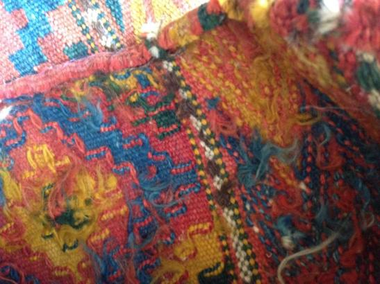ANTIQUE BAG FLATWEAVE