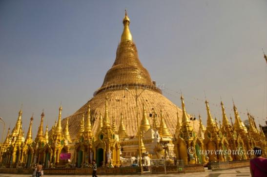 Shwe Dagon Pagoda Yangon