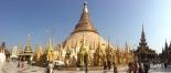 Yangon Shwedagon Pagoda Myanmar travelogue