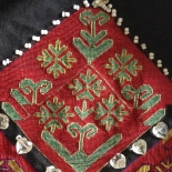 Antique Kohistani Textile