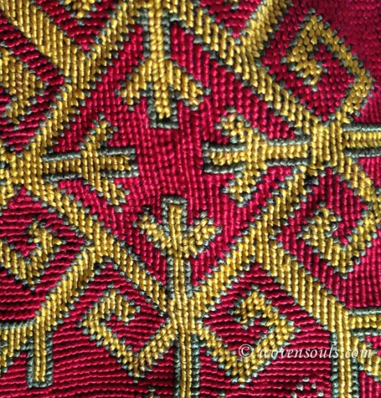 antique kohistan embroidery textile03