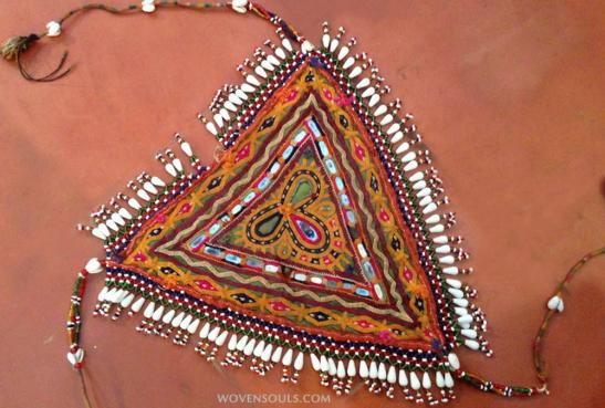 Rabari Groom Textile