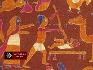 Antique Sainchi with Female Infanticide documentation