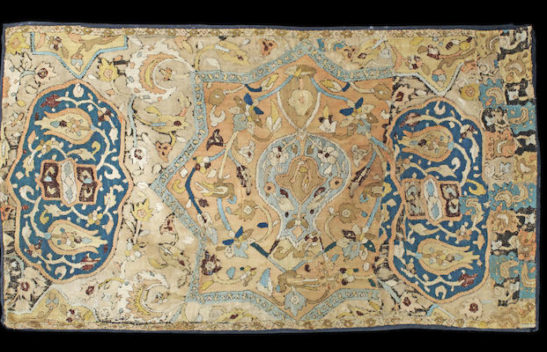 Safavid Embroidery