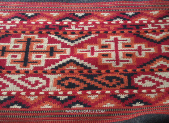 Traditional Kinnaur Shawl
