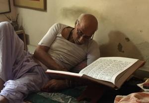 Padma Shri Shreelal Joshi (1 of 11)s