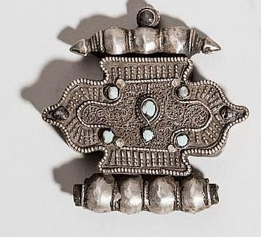 Heinrich Harrer legacy 2 - Silver Tibet Ghau