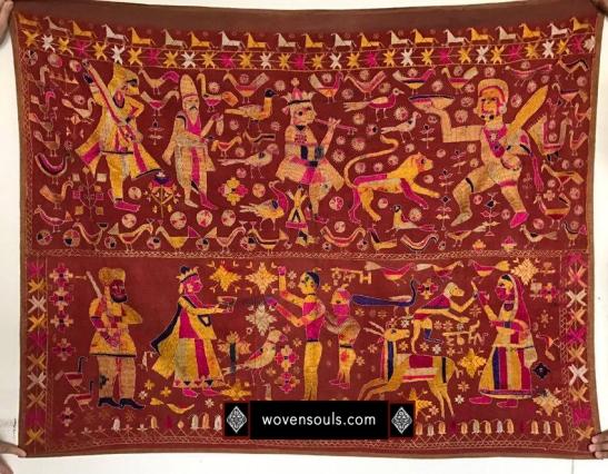 1077-wovensouls-antique-indian-phulkari-textile-punjab-04