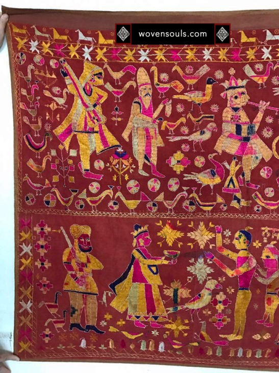 1077-wovensouls-antique-indian-phulkari-textile-punjab-06