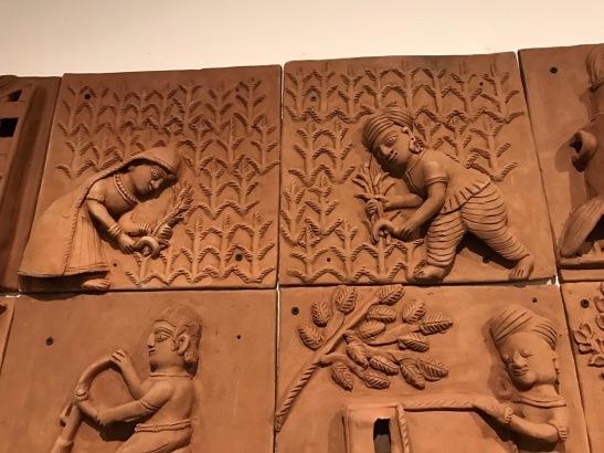 Image result for mud art