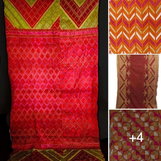 antique Phulkari Auction copy