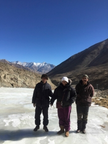 Chadar - Ladakh 2017 -2