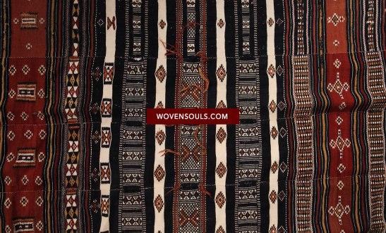 antique khasa arkilla textile african art