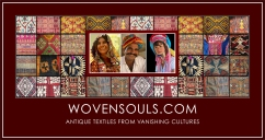 WOVENSOULS ANTIQUE TEXTILES & ART